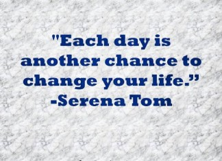 Quote about life and change