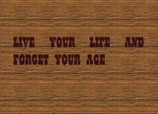 Quote to live life happily