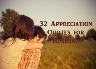 appreciation quotes for my husband