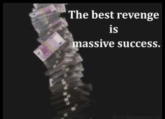 Best Revenge Picture Quotes