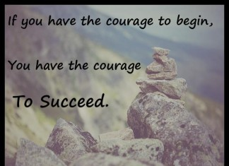 If you have the courage picture quotes