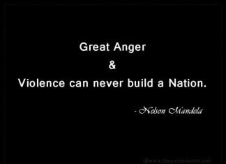 Neldon Mandela Picture Quotes
