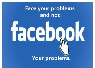 facebook problem quotes
