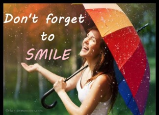 Dont forget to smile quotes