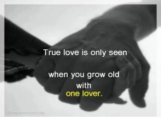 True Love Picture Quotes