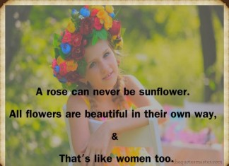 Appreciating Women Beauty Quotes