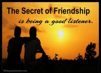 Deep Friednship Quotes