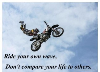 Dont compare your life to others quotes