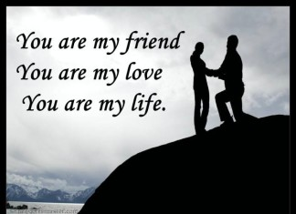 You are my life quotes and sayings