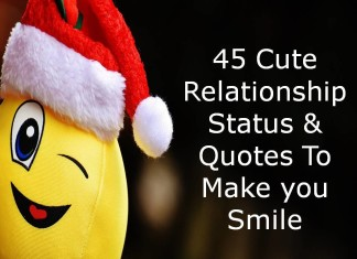 45 Cute Relationship Status & Quotes To Make you Smile