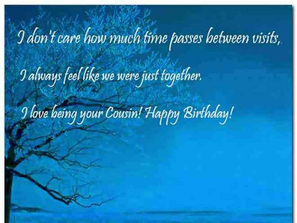 Birthday Quotes For Cousin Happy Birthday Cousin!   150 Funny Messages And Quotes Birthday Quotes For Cousin