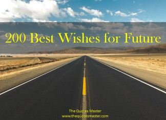 200 Best Wishes for Future