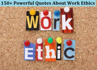 Powerful Quotes About Work Ethics