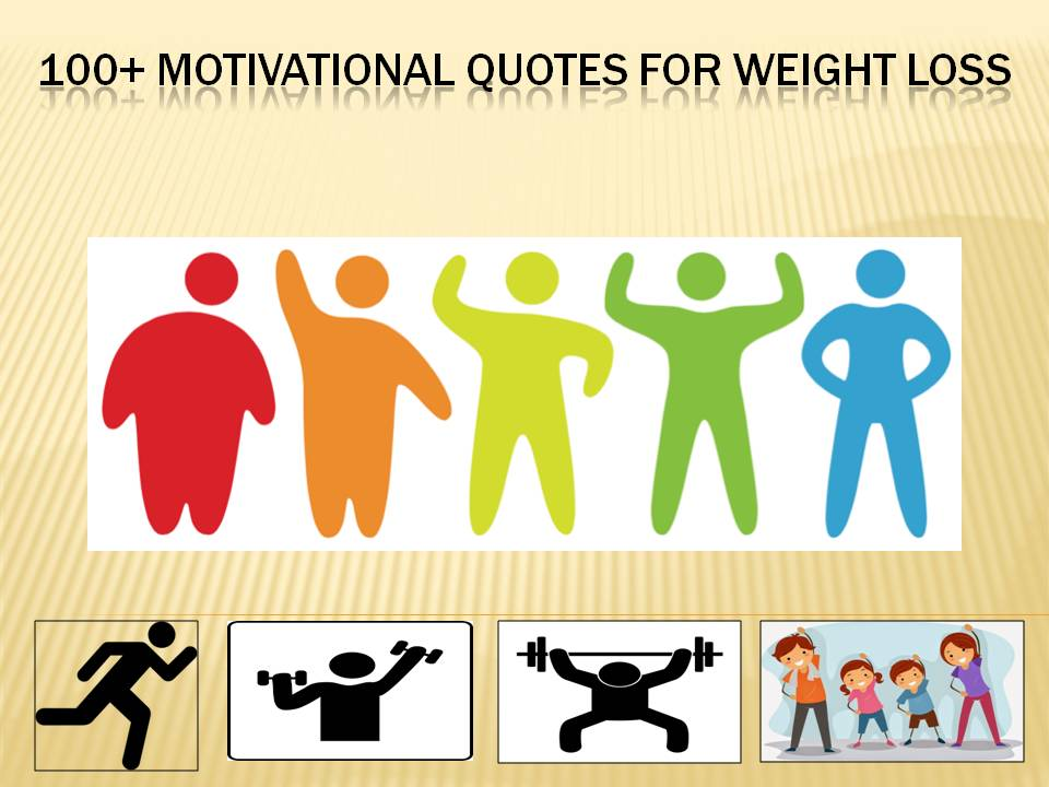 100  motivational quotes for weight loss