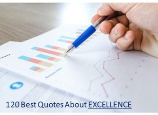 Best quotes about excellence