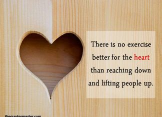 There is no exercise better for the heart than