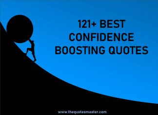 Best Confidence Boosting Quotes